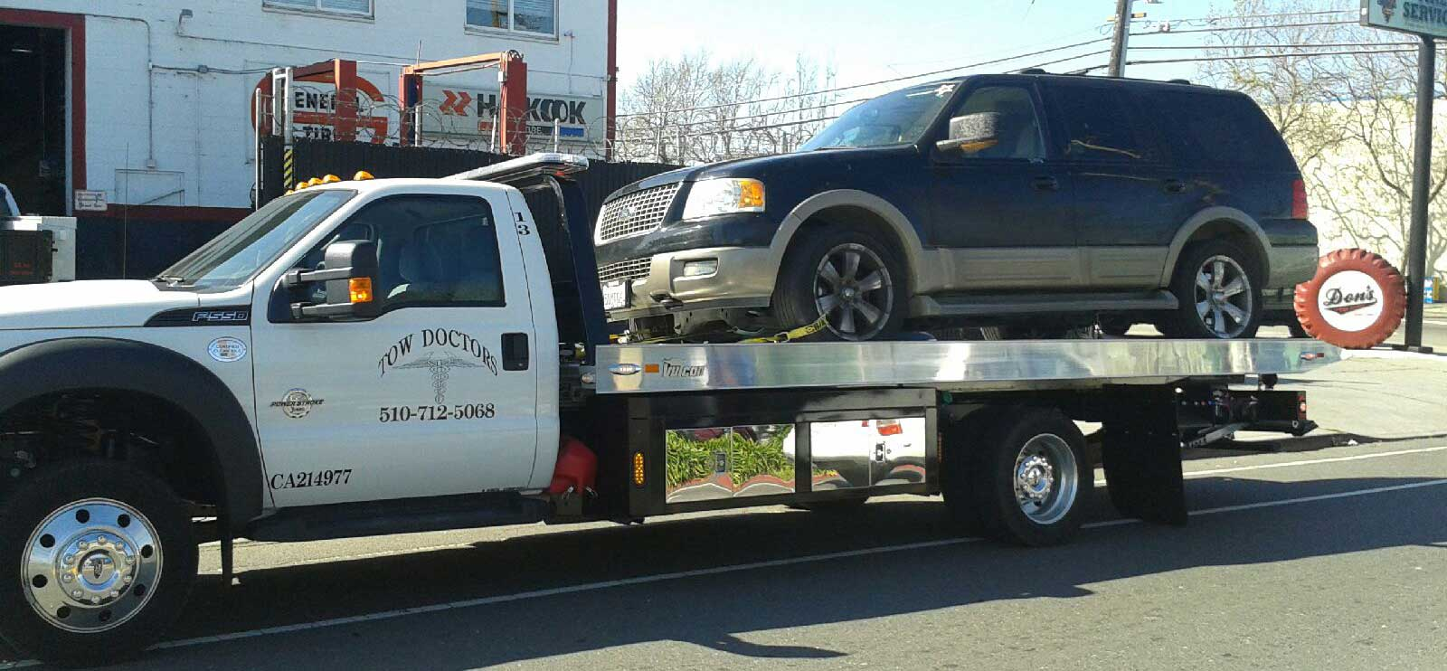 Towing Services Oakland CA